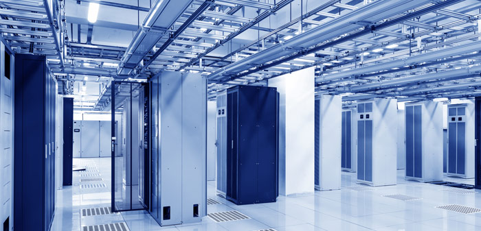Raised Floor Data Center